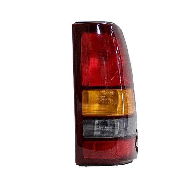 2001 chevy silverado tail light wiring replace® - chevy silverado 2001-2002 replacement tail light