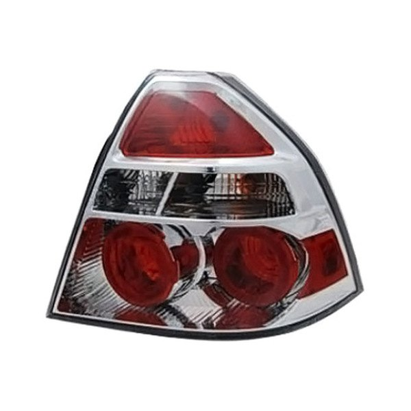 Replace 174 Chevy Aveo 2009 2011 Replacement Tail Light