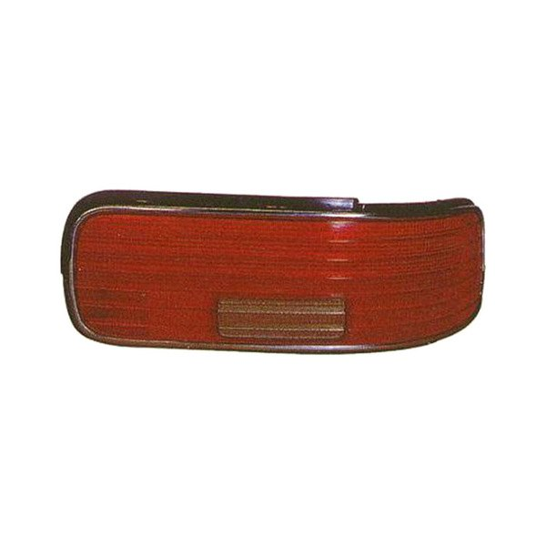Tail Light Lens Replacement : Replace chevy caprice  replacement tail light lens