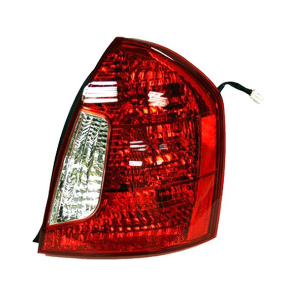 2008 Hyundai Accent Suspension: Hyundai Accent 2008 Replacement Tail Light