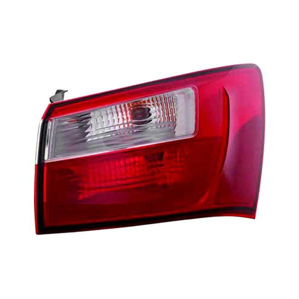 Replace 174 Kia Rio Without Factory Led Tail Lights 2013