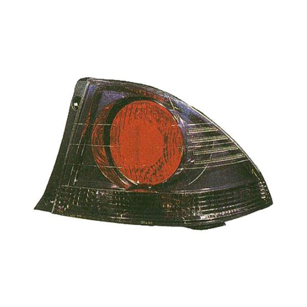 Tail Light Lens Replacement : Replace lx passenger side outer replacement tail