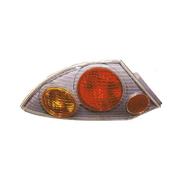 Replace Mitsubishi Eclipse Manufactured From February 2003 2004 Replacement Tail Light