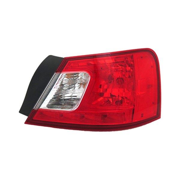 2008 Mitsubishi Galant Interior: Mitsubishi Galant 2008 Replacement Tail Light