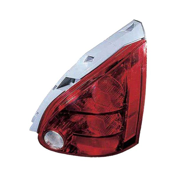 Nissan Maxima Black Out Tail Lights