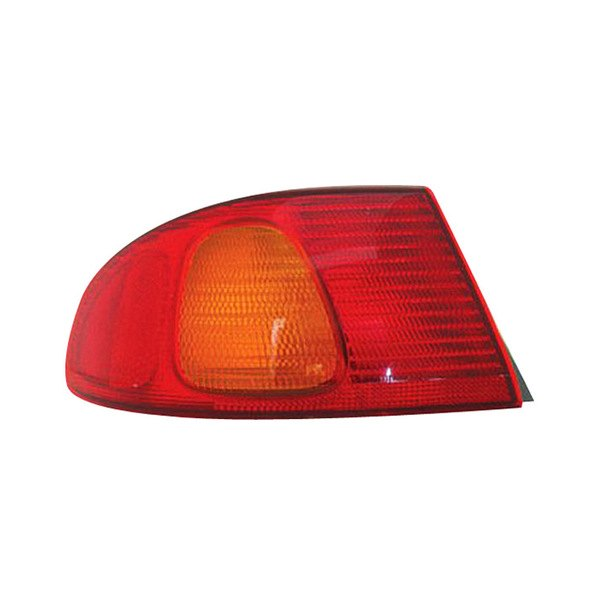 2001 Toyota Corolla Tail Lights: Toyota Corolla 1998-2000 Driver Side