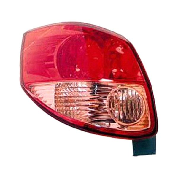 Replace toyota matrix 2003 replacement tail light lens for Garage toyota lens