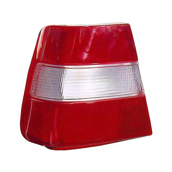 Tail Light Lens Replacement : Replace vo driver side replacement tail light