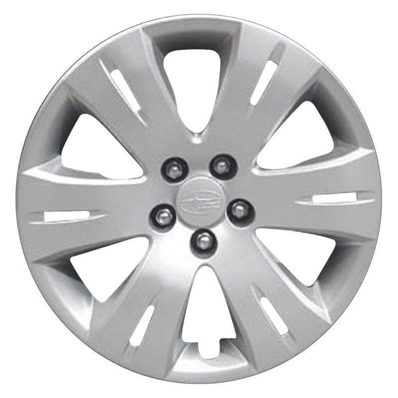 12 Wheel Covers : Replace fwc u spokes silver wheel cover