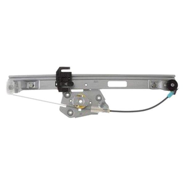 Replace Bmw 3 Series 2010 Rear Power Window Regulator W