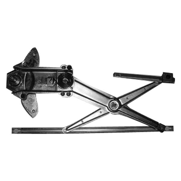 Replace ch1350101 fits dodge dakota manual replacement for 2002 dodge dakota window regulator