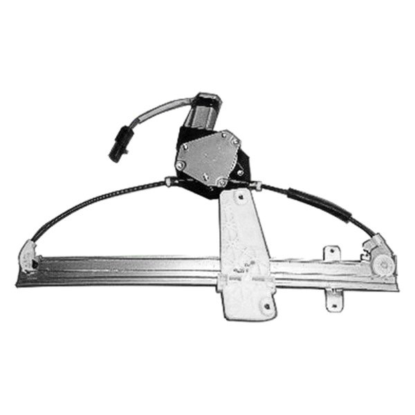Replace jeep grand cherokee 1999 2000 front power for 1999 jeep grand cherokee window regulator replacement