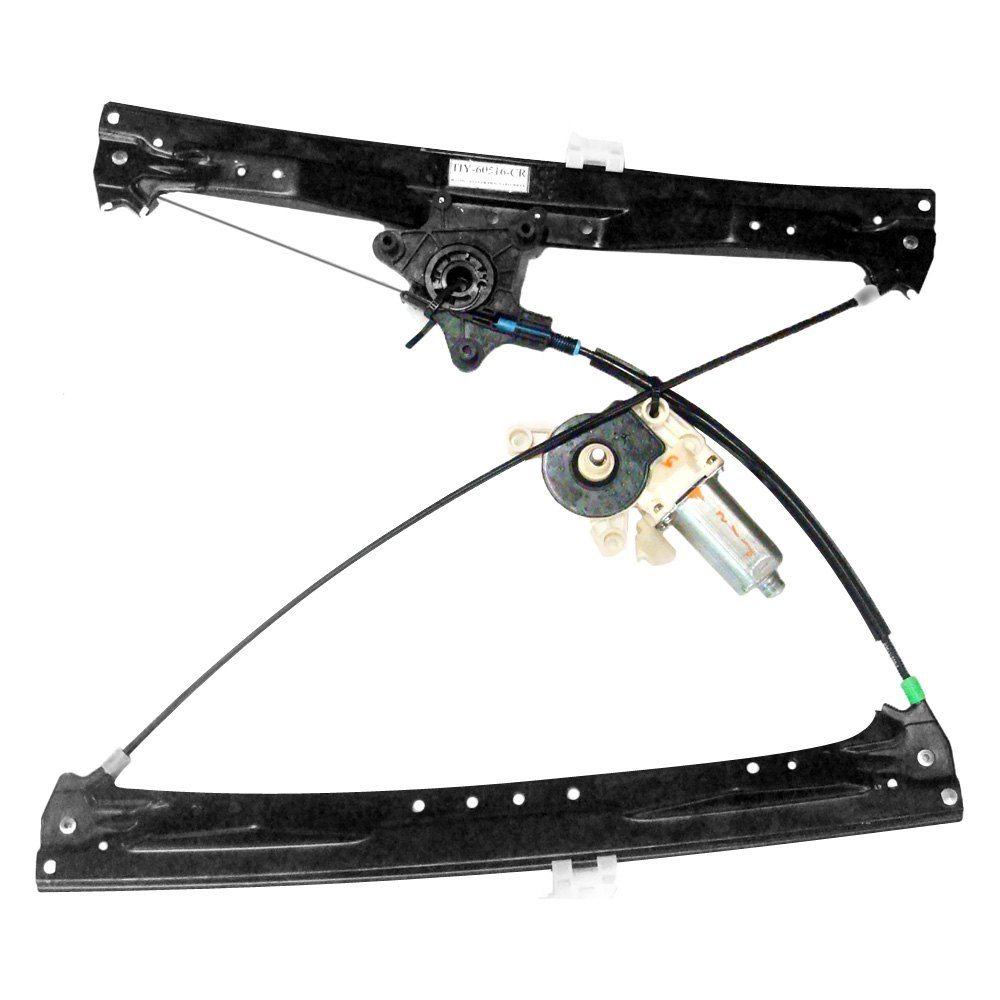 Replace Chrysler Town And Country 2008 2016 Front Power Window Regulator With Motor