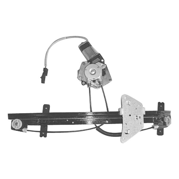 Replace dodge dakota 2000 2004 power window regulator for 2002 dodge dakota window regulator