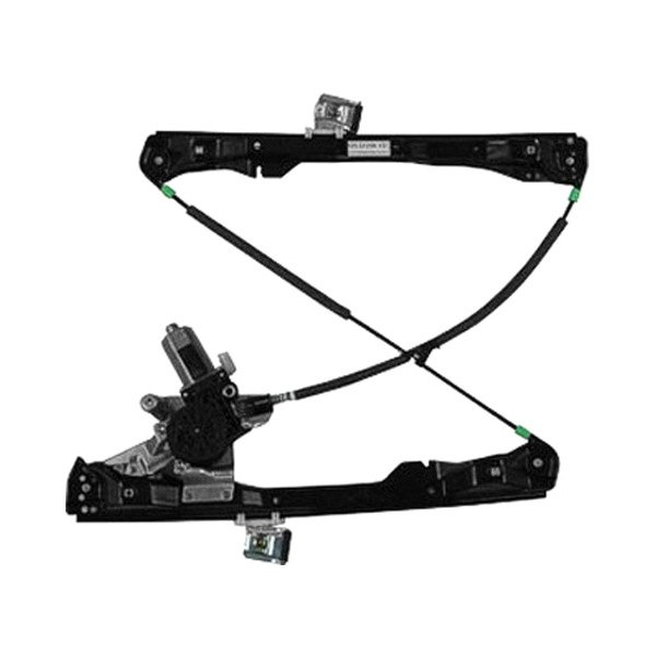 replace ford focus 2000 2007 window regulator