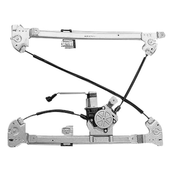 Replace ford f 150 2007 2008 window regulator for 2001 ford focus window regulator replacement