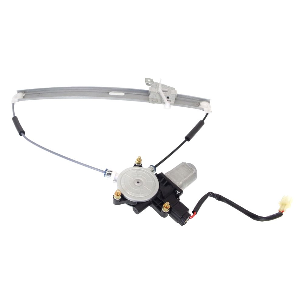 Replace Ford Escape 2008 2012 Front Power Window Regulator With Motor