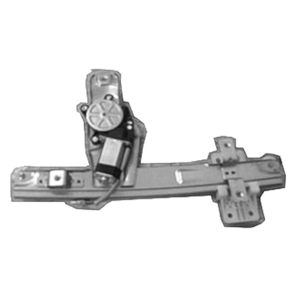 replace ford explorer 2002 window regulator