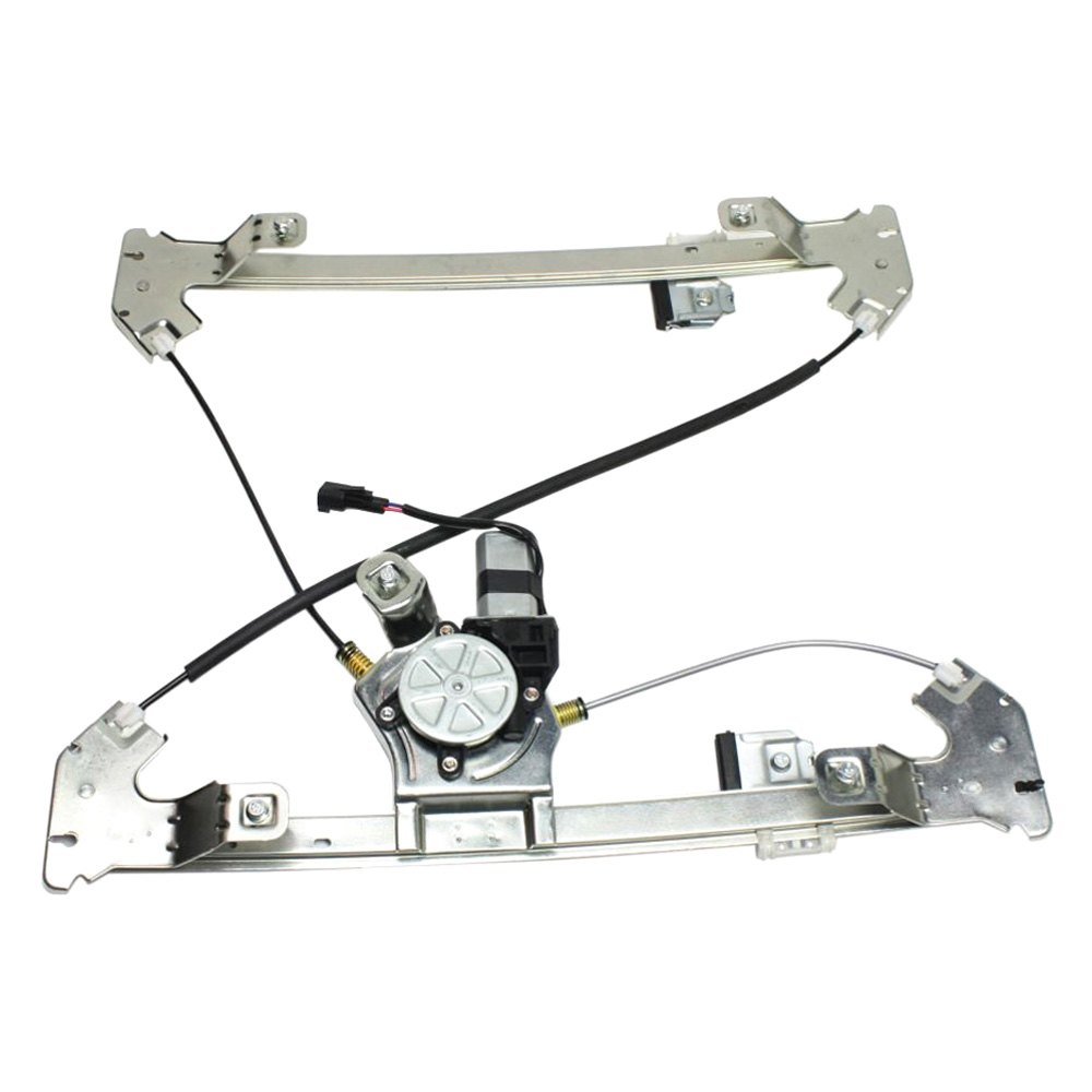 Replace Ford F 150 2004 Power Window Regulator With Motor