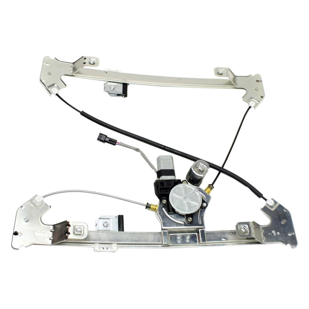 Replace Ford F 150 2005 Power Window Regulator With Motor