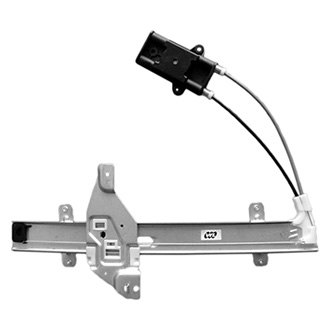 Replace buick century 2000 front power window regulator for 2000 buick lesabre window regulator replacement