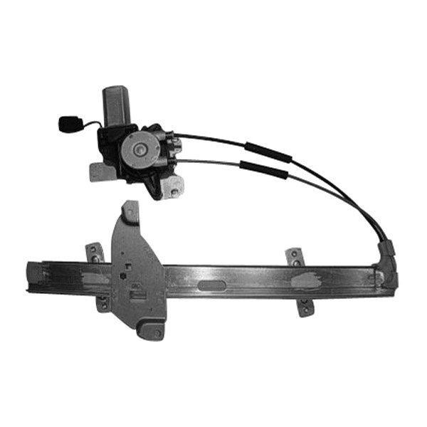 Replace gm1350124 buick century power replacement window for 2002 buick regal window regulator