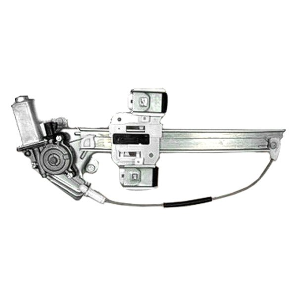 Replace Buick Le Sabre 2000 2005 Power Window Regulator With Motor