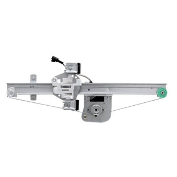 Replace Gmc Sierra 2500 Hd 3500 Hd Extended Cab 2011 2013 Rear Power Window Motor And