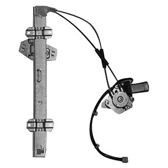 Replace honda accord 1997 power window regulator with motor for 1997 honda accord window motor