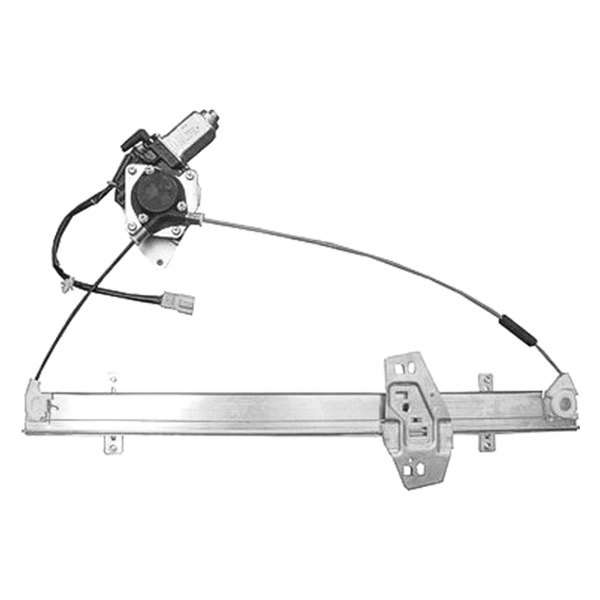 Replace honda odyssey 2000 front power window regulator for 2000 honda civic window motor