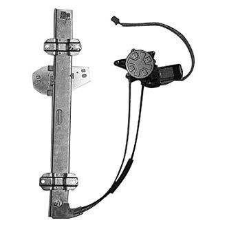 Replace honda accord 1994 1997 power window regulator for 1997 honda accord window regulator replacement