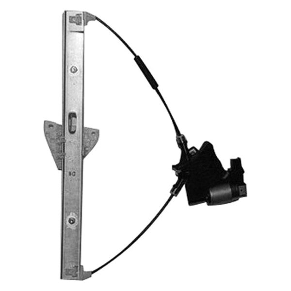 Replace Ma1350112 Front Driver Side Power Window