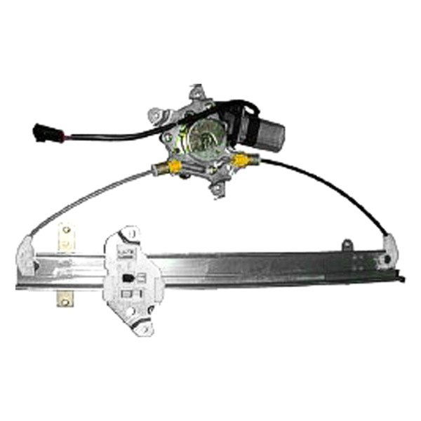 How to replace a window regulator on a nissan pathfinder for Nissan versa window motor replacement