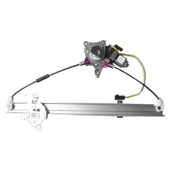 Replace nissan pathfinder 1996 2004 front power window for Nissan versa window motor replacement