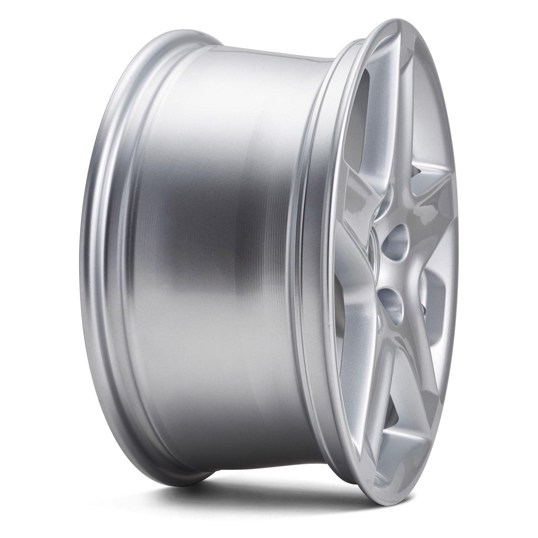 For Acura TL 2006 Replikaz 17x8 5-Spoke Silver Alloy