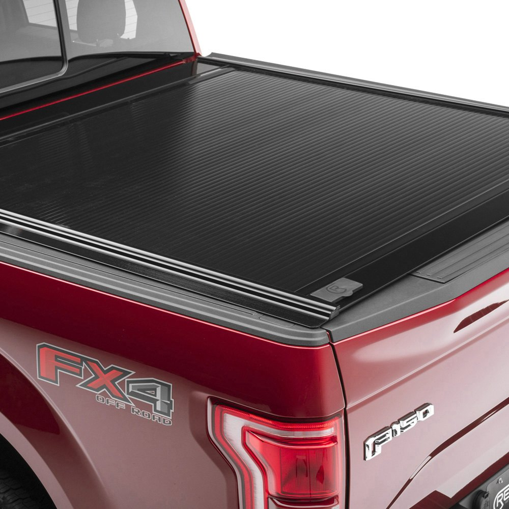 Retrax ford f 350 super duty 6 39 8 81 8 bed 2011 for Retractable bed