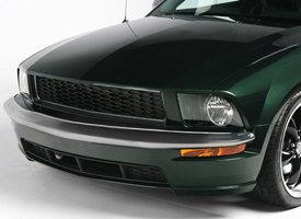 Retro USA® - Ford Mustang Chrome Front Bumper