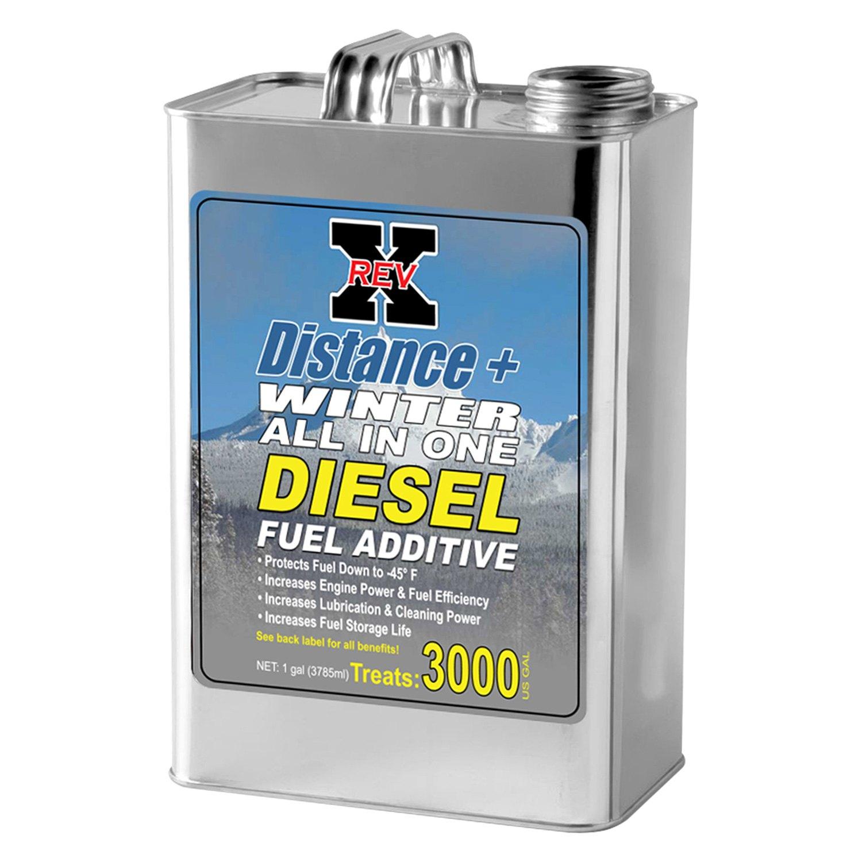 REV-X® - Distance + Winter Diesel Fuel Additive