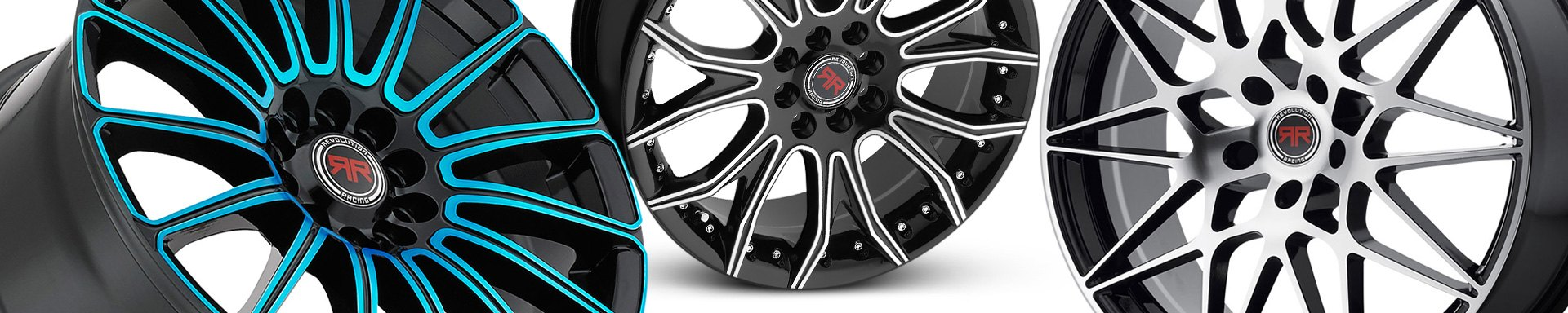 Universal REVOLUTION RACING WHEELS & RIMS
