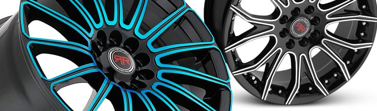 Revolution Racing Wheels & Rims