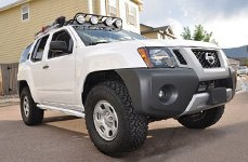 Revtek® - Suspension Lift System on Nissan Xterra