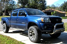 Revtek® - Suspension Lift System on Toyota Tacoma