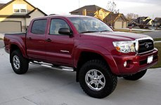 Revtek® - Suspension Lift System on Toyota Tacoma Buy