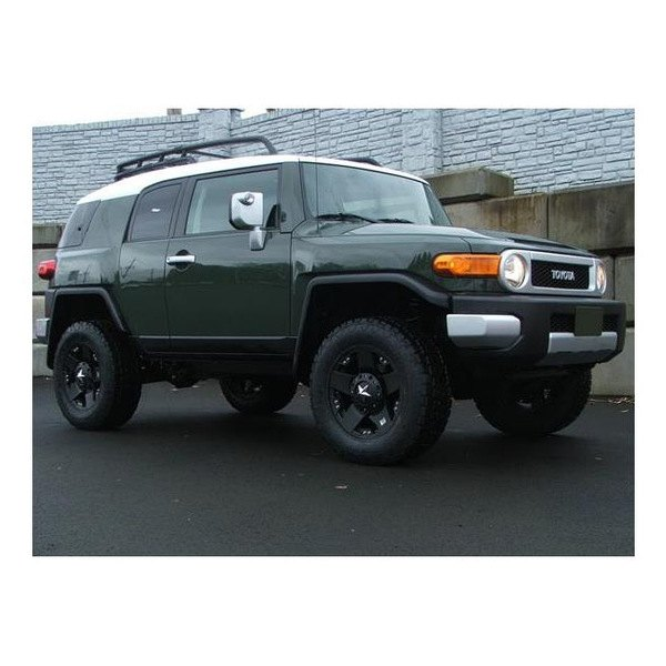 2010 Toyota Fj Cruiser Reviews Pictures And Prices Us