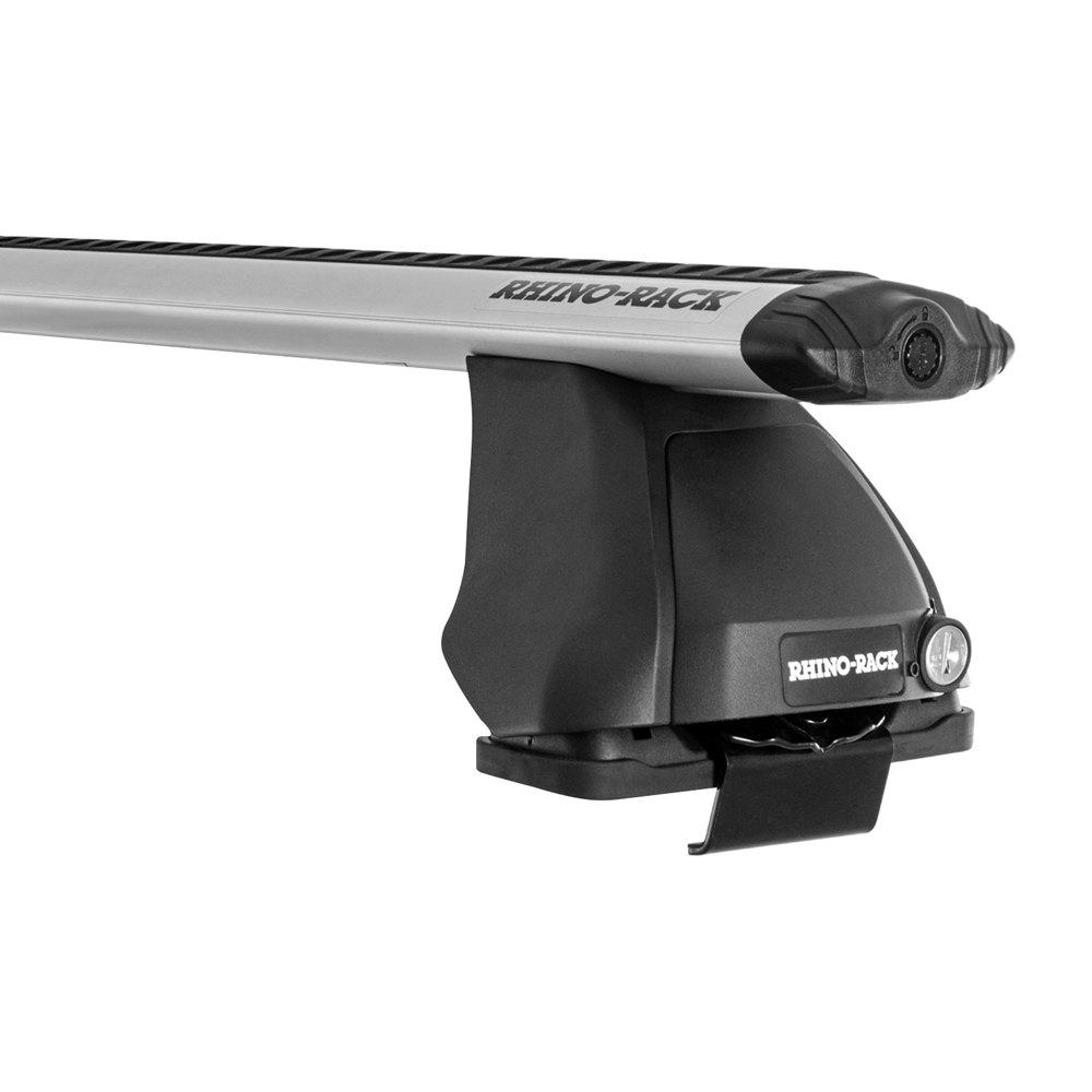 For Chevy Malibu 97 05 Roof Rack System Vortex 2500 Silver