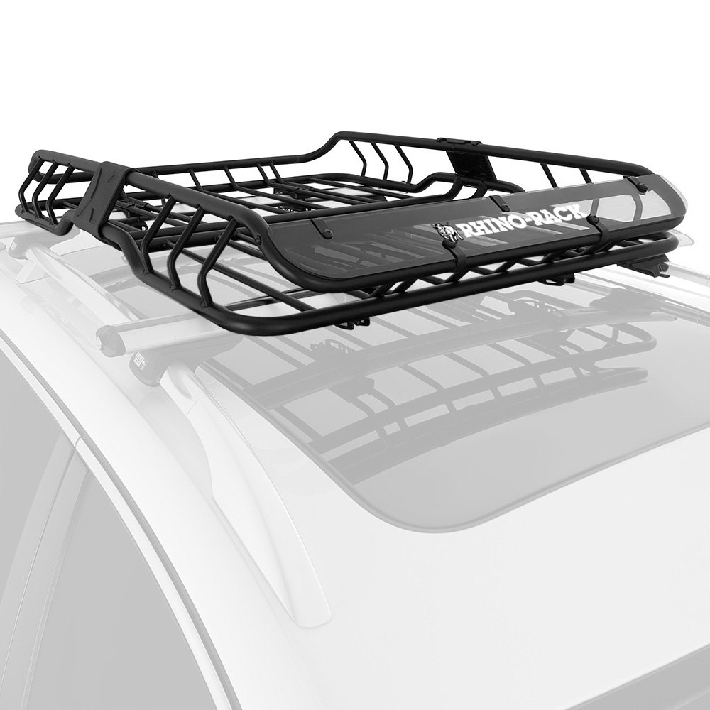 Rhino Rack Rmcb01 Small Roof Mount Cargo Basket 47 Quot L X