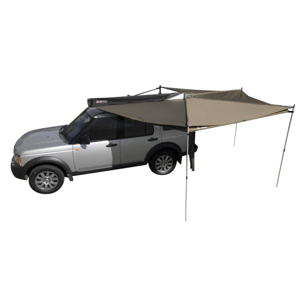 Rhino-Rack® - Honda CR-Z Hatchback Naked Roof 2013 Foxwing ...