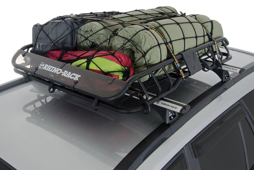 Rhino-Rack® - Roof Mount Cargo Basket