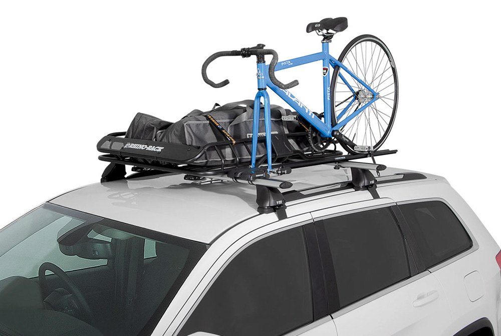 ... BasketRhino Rack®   Roof Mount Cargo ...