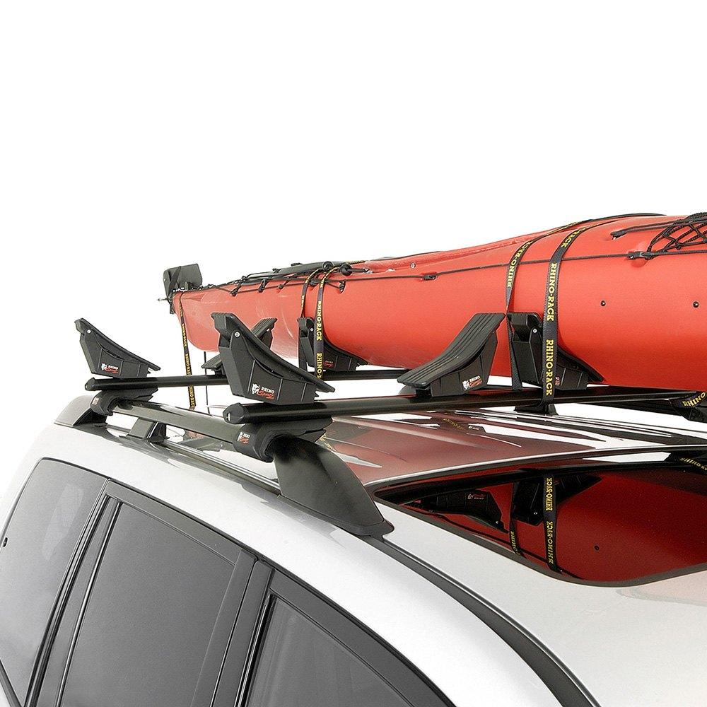 Rhino Rack S400 Base Unit Kayak And Canoe Carrier